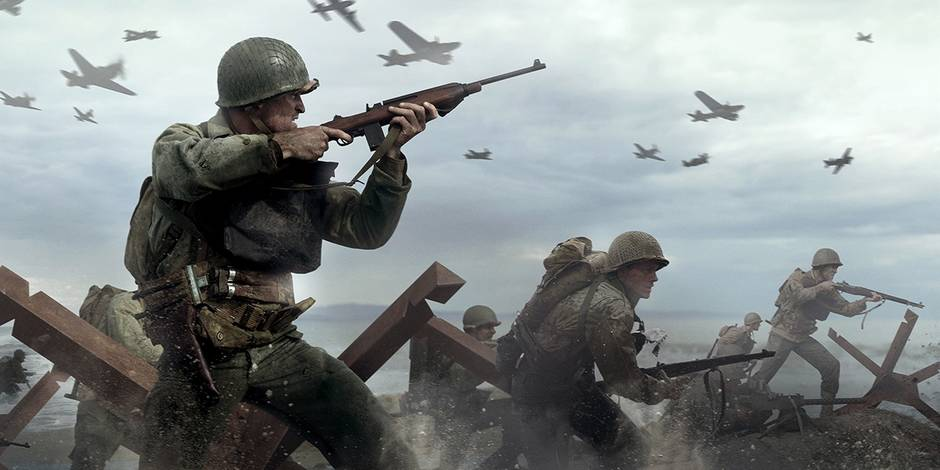 Call of Duty: WWII fait un carton