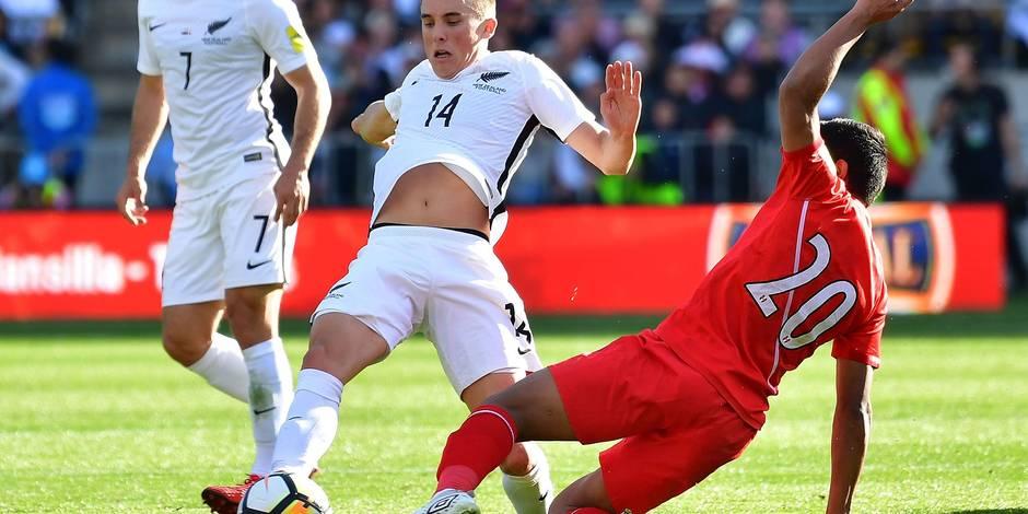 Mondial 2018 : le Pérou tenu en échec en Nouvelle-Zélande dans un match de barrage