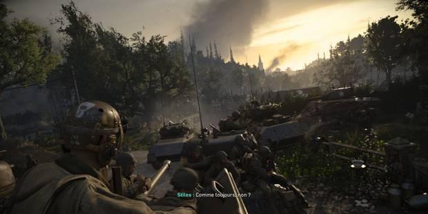 "Call Of Duty : ""WWII"" débarquement réussi ! - La DH"