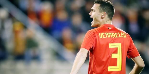 """Thomas Vermaelen à Anderlecht? """"No comment"""" - La DH"""
