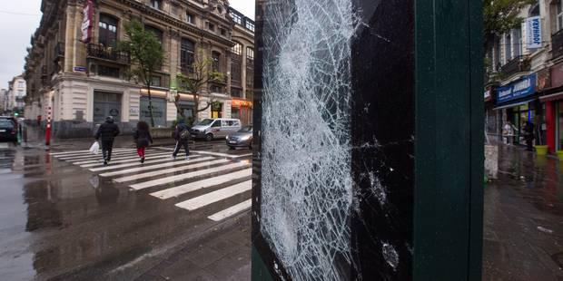 Émeutes à Bruxelles: la police a reçu plus de 300 mails - La DH