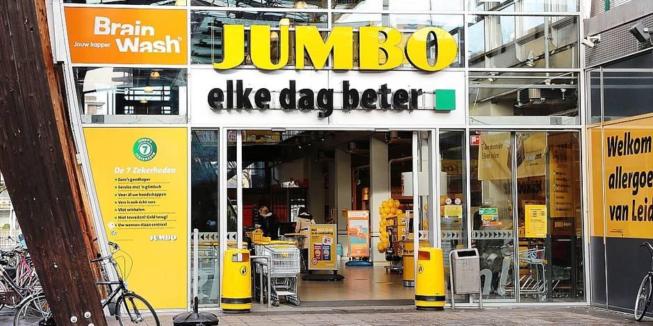 Jumbo, le poids lourd qui pourrait chambouler la grande distribution en Belgique - La DH