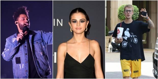 The Weeknd a trouvé le moyen de se venger de Justin Bieber - La DH