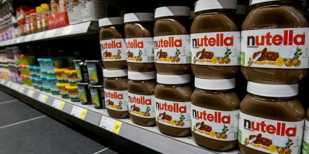 Pourquoi la composition du Nutella a-t-elle changé? Ferrero Belgium se justifie - La DH