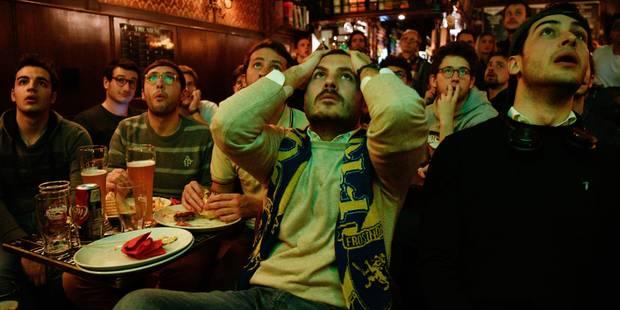 """""""Gens déçus"""", """"des pâtes sans sauce tomate"""", etc.: les supporters italiens de Belgique sont écoeurés - La DH"""