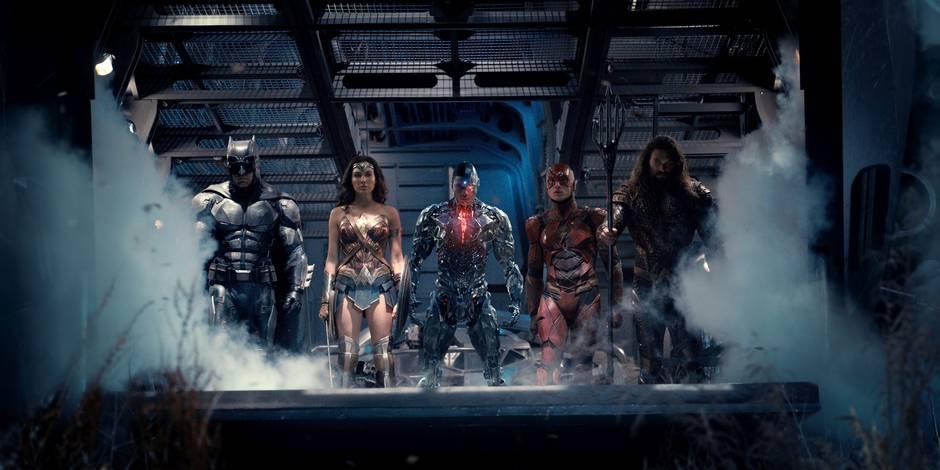 Justice League: une vraie déception - La DH