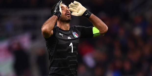 Buffon ne méritait pas de finir comme ça ! (INFOGRAPHIE) - La DH