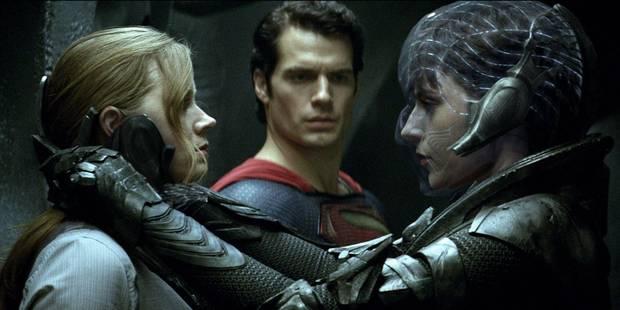 """""""Justice League"""": une moustache gênante qui a coûté cher - La DH"""