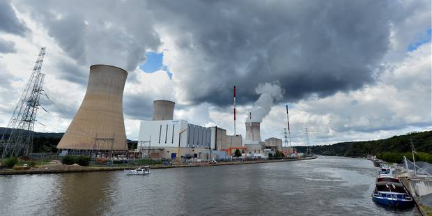 La FEB plaide également pour le maintien de centrales nucléaires - La DH