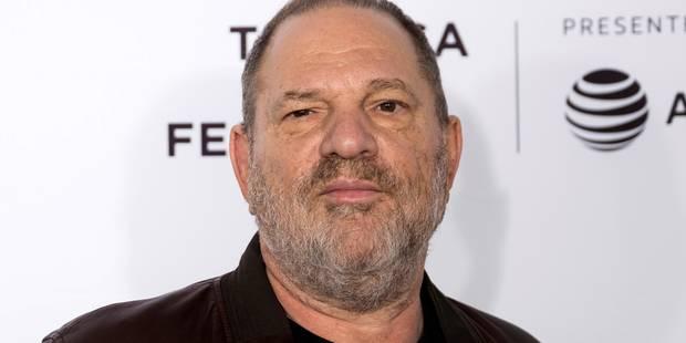 Une actrice qui ne veut pas être reconnue accuse Weinstein de l'avoir violée dans une chambre d'hôtel à Beverly Hills - ...