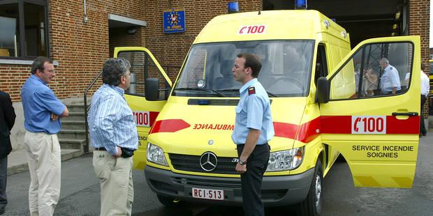 Accident frontal sur la N57 : un nouveau-né et trois adultes blessés - La DH