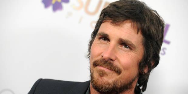 Christian Bale ne ressemble plus à ça - La DH