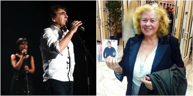 Claude Barzotti a retrouvé sa Madame - La DH