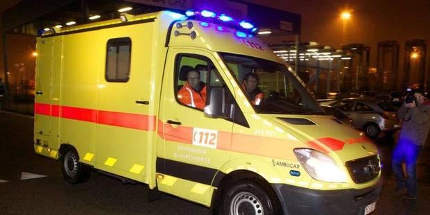 Louis Ponsard se tue à Nevraumont - La DH