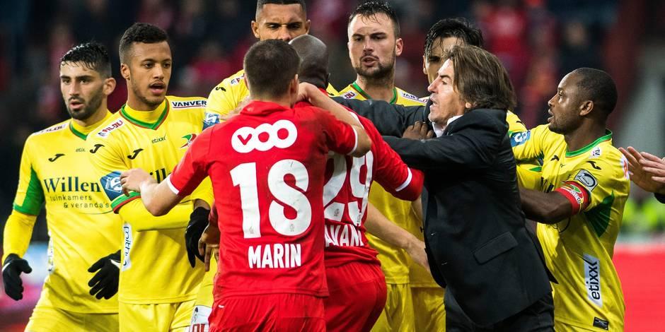 Trois rouges mais pas de but: pauvre match entre le Standard et Ostende (0-0)
