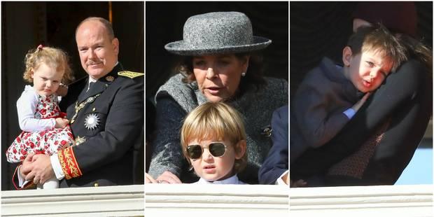 Fête nationale à Monaco : les enfants étaient les vedettes des festivités - La DH