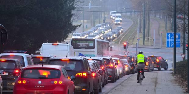 Pour le travail, un Wallon sur dix migre vers Bruxelles et 4% vers la Flandre - La DH