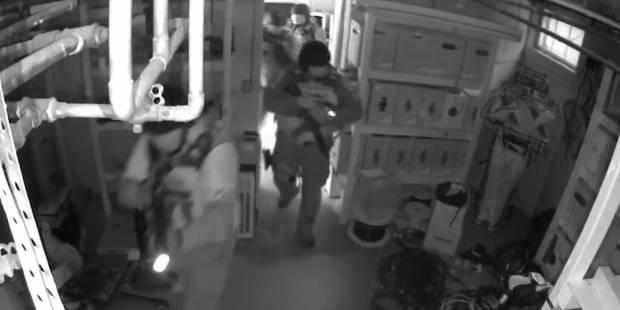 Un suspect joue à cache-cache avec le SWAT... qui ne le trouvera jamais (VIDEO) - La DH