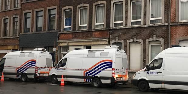 Louise tuée par son voisin dans son kot à Liège: la reconstitution a eu lieu ce matin - La DH