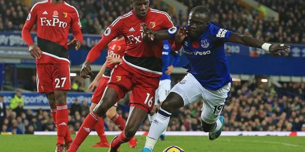 L'attaquant d'Everton Niasse premier joueur de Premier League sanctionné pour simulation (VIDEO) - La DH