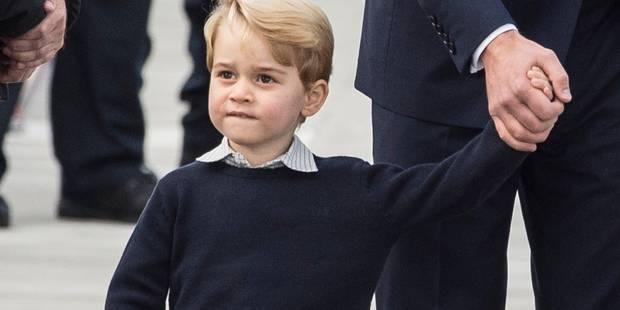 Déjà une star, le prince George aura son propre personnage de dessin animé - La DH