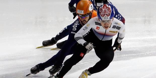 JO 2018: La Belgique devrait être représentée par deux athlètes en shorttrack - La DH