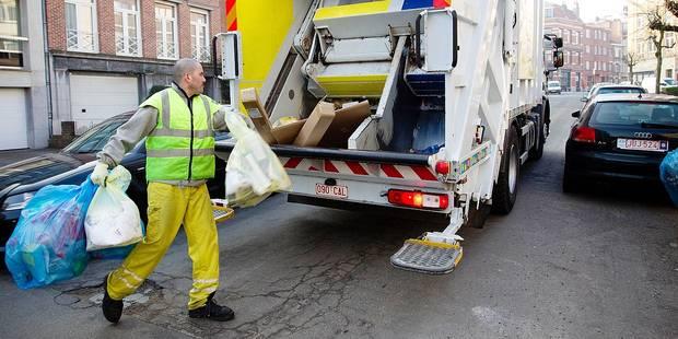 Fleurus: la taxe poubelle va augmenter de 30% - La DH