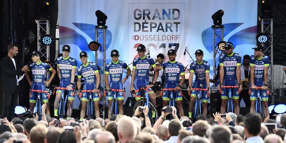 Wanty-Groupe Gobert songe au WorldTour - La DH
