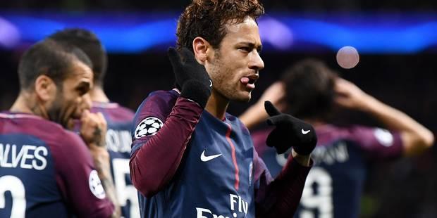 Le festival de Neymar et du PSG au Celtic (VIDEO) - La DH