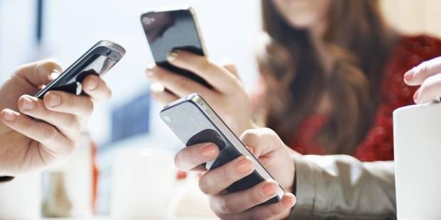 L'overdose numérique stresse un Belge sur trois - La DH