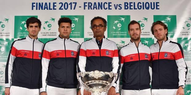 Finale de la Coupe Davis : Mahut et Benneteau écartés, quelle est la stratégie de Noah ? - La DH