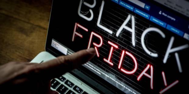 """""""Black Friday"""": quelques conseils pour éviter les arnaques en ligne - La DH"""