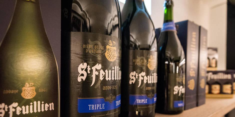 La Saint-Feuillien s'illustre au Brussels Beer Challenge