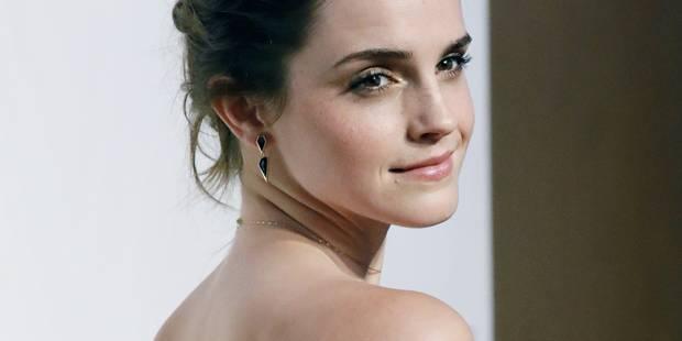 Emma Watson est célibataire - La DH