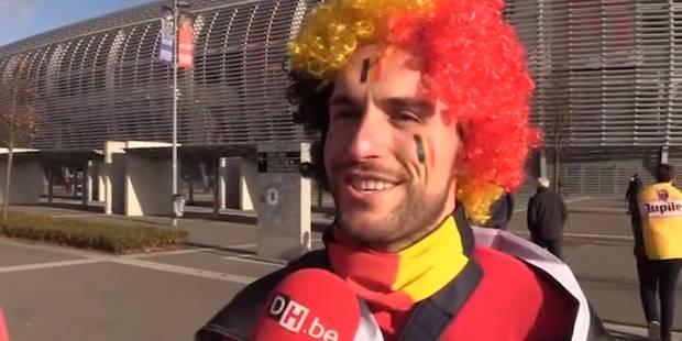 """Les supporters français et belges se confient avant cette journée décisive en Coupe Davis: """"On est à un partout niveau a..."""