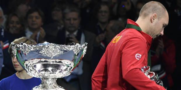 Coupe Davis : Découvrez toutes les réactions en vidéo - La DH