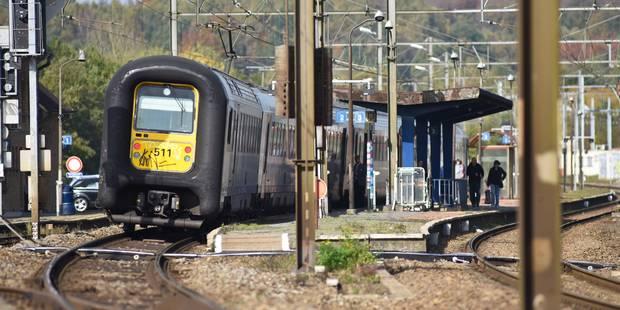 Accident ferroviaire à Morlanwelz: Aucun train entre Mons et Charleroi, mise en place d'un plan de transport alternatif ...