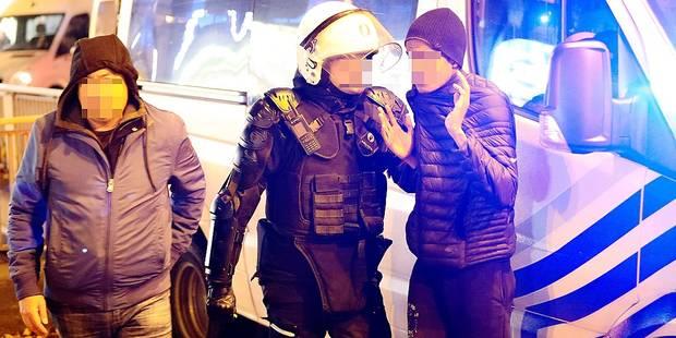 Incidents à Louise: Des émeutiers déjà présents à la Monnaie - La DH