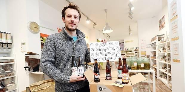 Un calendrier de l'Avent des bières bruxelloises - La DH