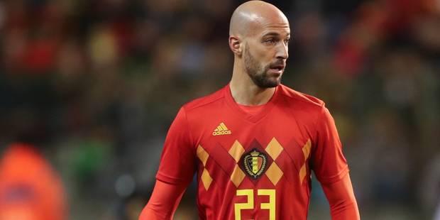 Découvrez pourquoi Laurent Ciman prendra sa retraite internationale après la Coupe du monde - La DH