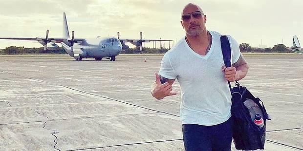 The Rock, star des réseaux sociaux - La DH