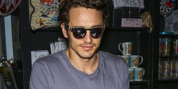 So sexy : James Franco, l'homme qui sait tout faire (PHOTOS) - La DH