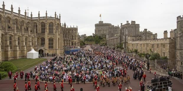Bien que divorcée, Meghan Markle pourra épouser son prince à la chapelle St George au château de Windsor - La DH