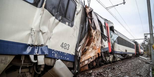 Drame sur le rail à Morlanwelz: voici comment s'est déroulé l'accident (INFOGRAPHIE) - La DH