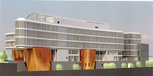 Cité administrative de Bouvignes : la police fédérale ne veut plus y aller - La DH