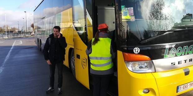 Drame de Morlanwelz : Les bus de remplacement peu utilisés - La DH