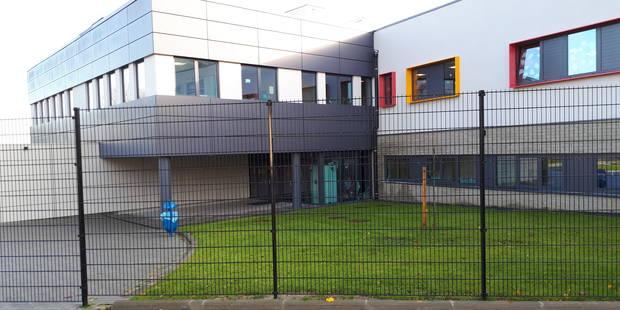 """Charleroi : """"Il ne pleut pas dans l'école"""" - La DH"""