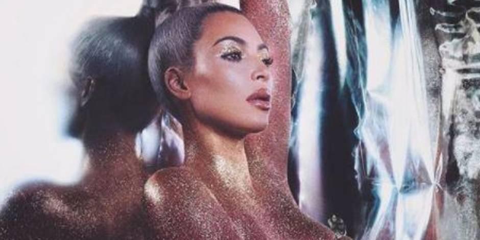 C'est déjà Noël pour Kim Kardashian