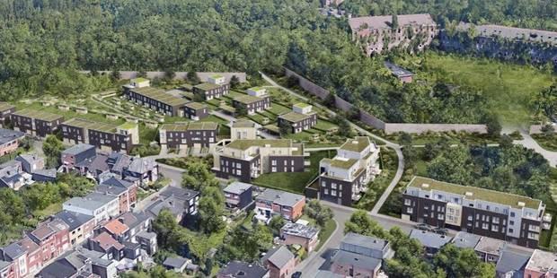 Liège : Matexi renonce au projet Chartreuse - La DH