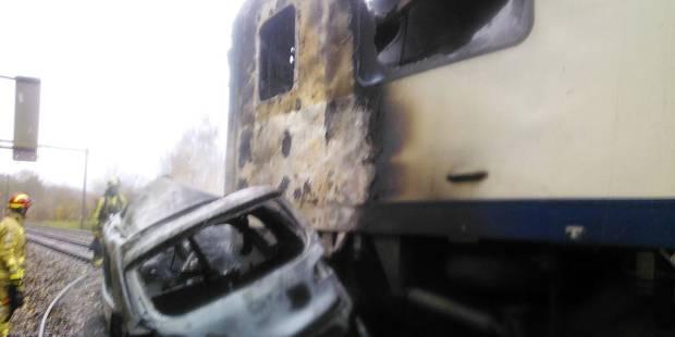 """Drame à Morlanwelz: de nombreux automobilistes considèrent le passage à niveau """"dangereux"""" - La DH"""